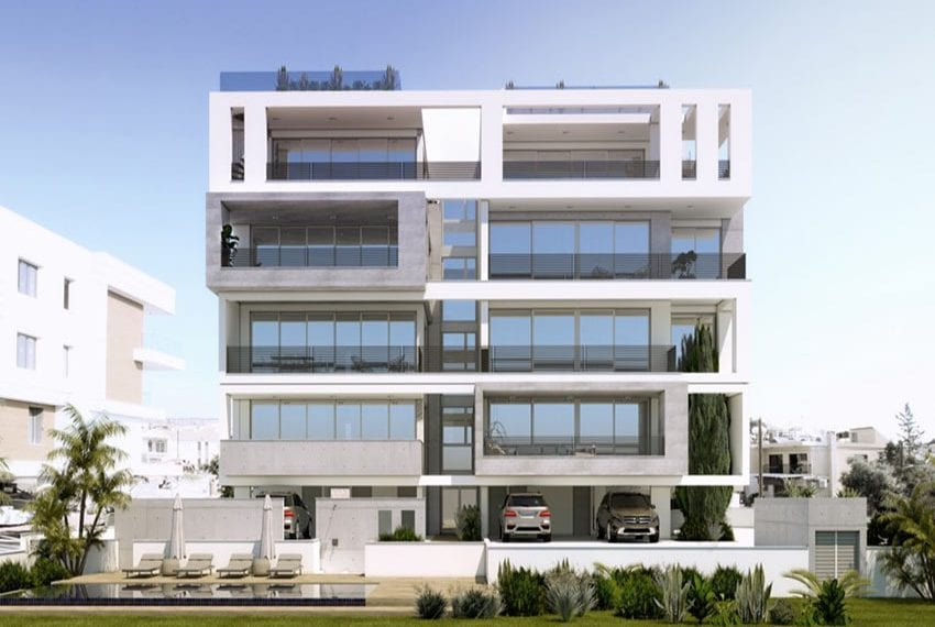 Modern apartments for sale in Limassol Cyprus01