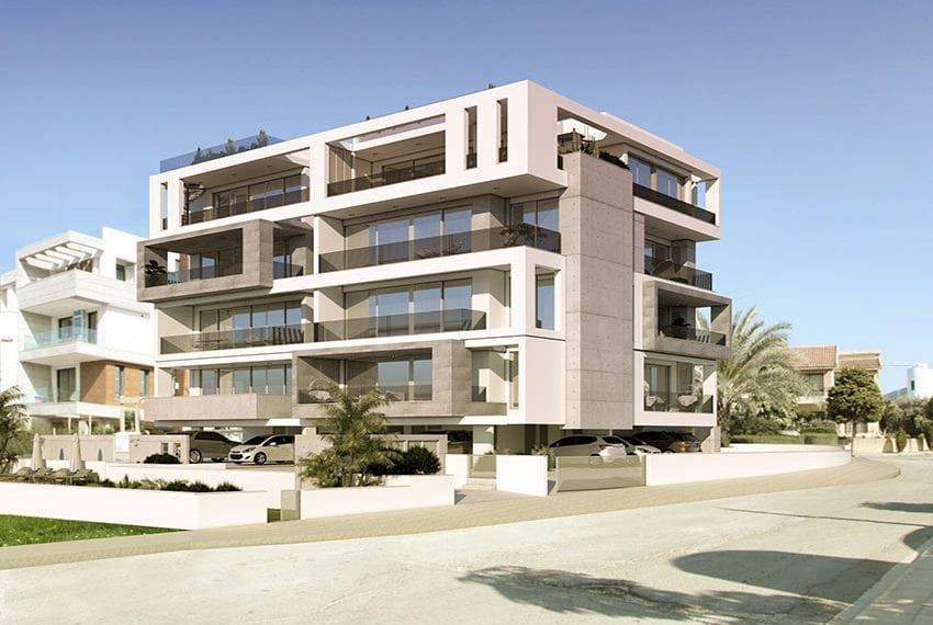 Modern apartments for sale in Limassol Cyprus05