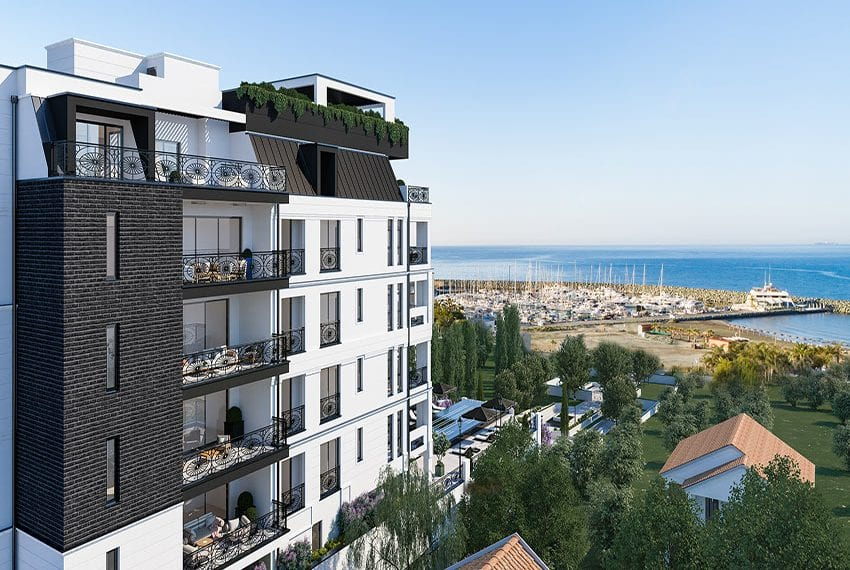 Luxury beach front apartments for sale Limassol Cyprus03
