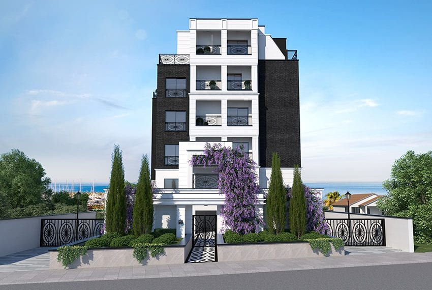 Luxury beach front apartments for sale Limassol Cyprus06