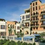 Luxury penthouse with private pool for sale in Limassol