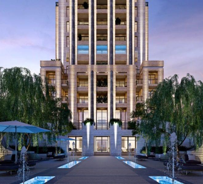 Luxury apartment for sale near sandy beach in Limassol