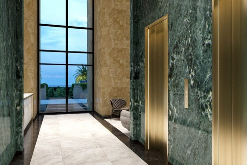 Luxury apartment for sale near sandy beach in Limassol 01