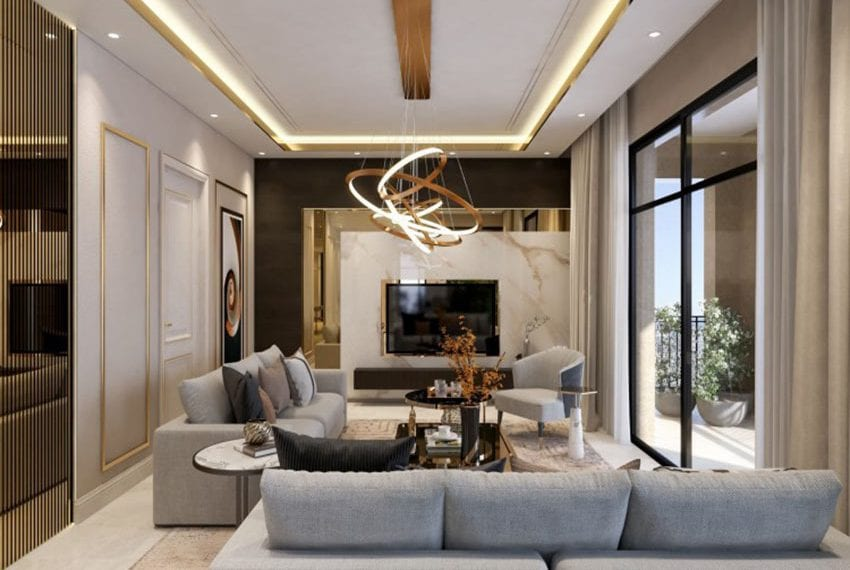 Luxury apartment for sale near sandy beach in Limassol 02