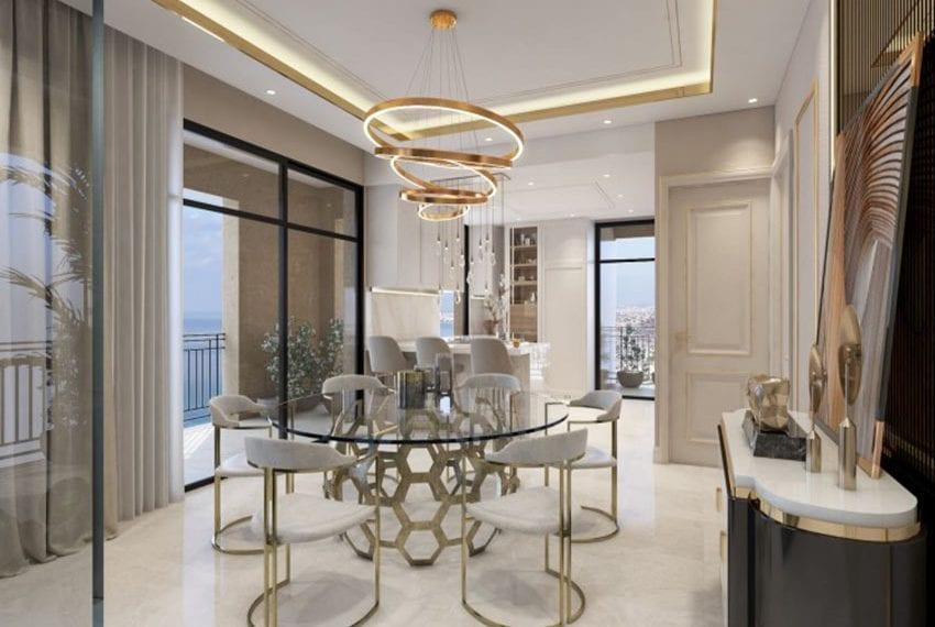 Luxury apartment for sale near sandy beach in Limassol 03