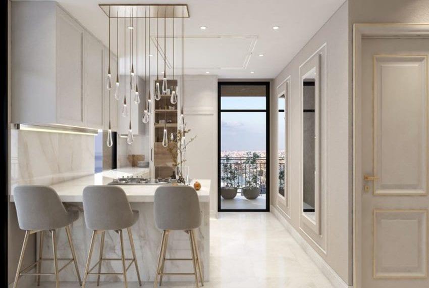 Luxury apartment for sale near sandy beach in Limassol 04
