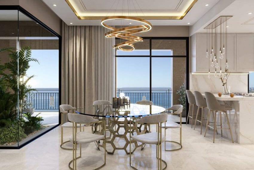 Luxury apartment for sale near sandy beach in Limassol 06