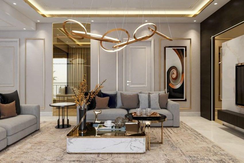 Luxury apartment for sale near sandy beach in Limassol 07