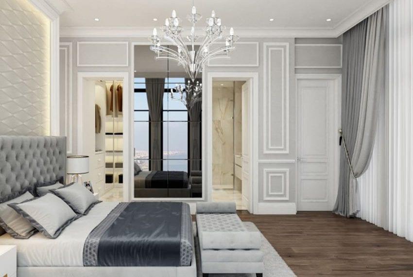 Luxury apartment for sale near sandy beach in Limassol 09
