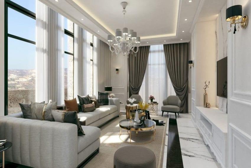 Luxury apartment for sale near sandy beach in Limassol 10