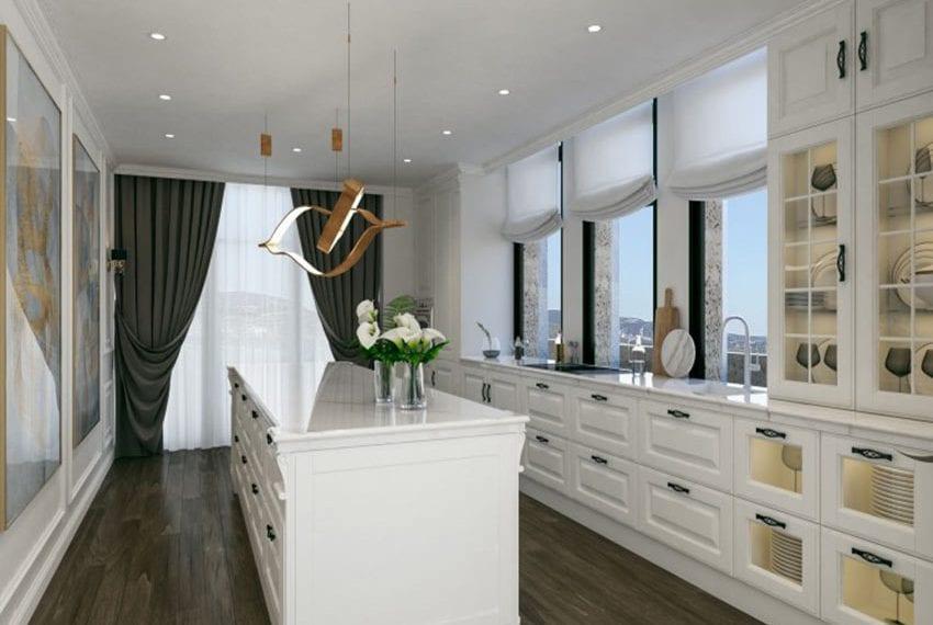 Luxury apartment for sale near sandy beach in Limassol 12