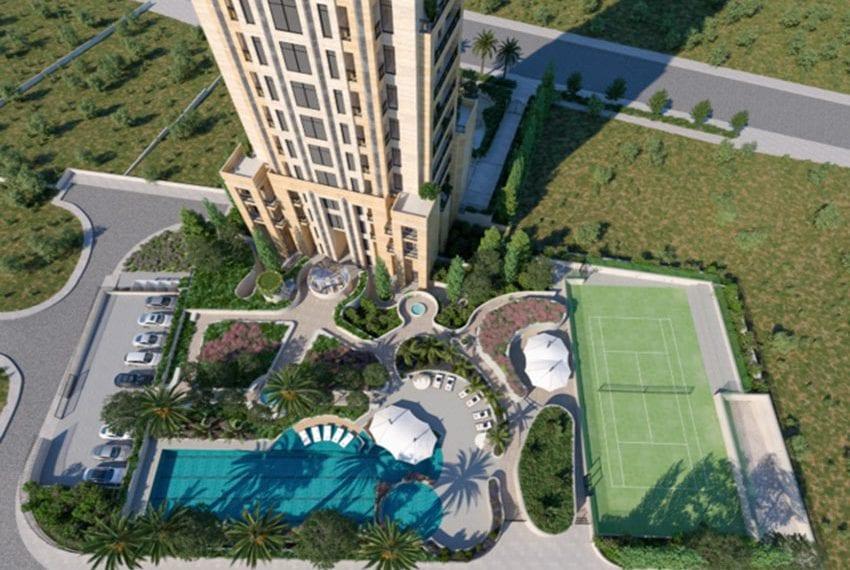 Luxury apartment for sale near sandy beach in Limassol 13