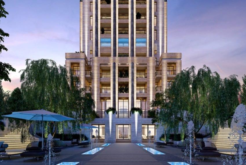Luxury apartment for sale near sandy beach in Limassol 14
