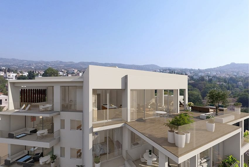 New residences for sale in Konia-Paphos, Cyprus04