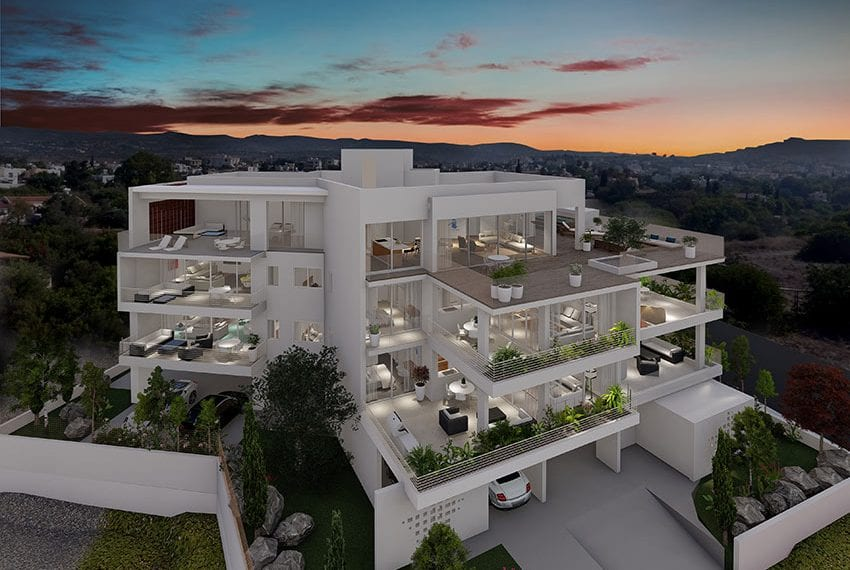 New residences for sale in Konia-Paphos, Cyprus06