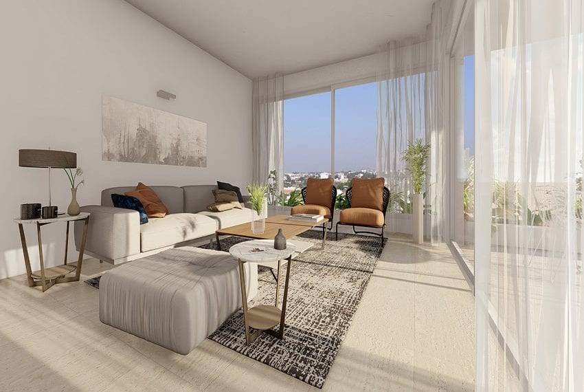 New residences for sale in Konia-Paphos, Cyprus07