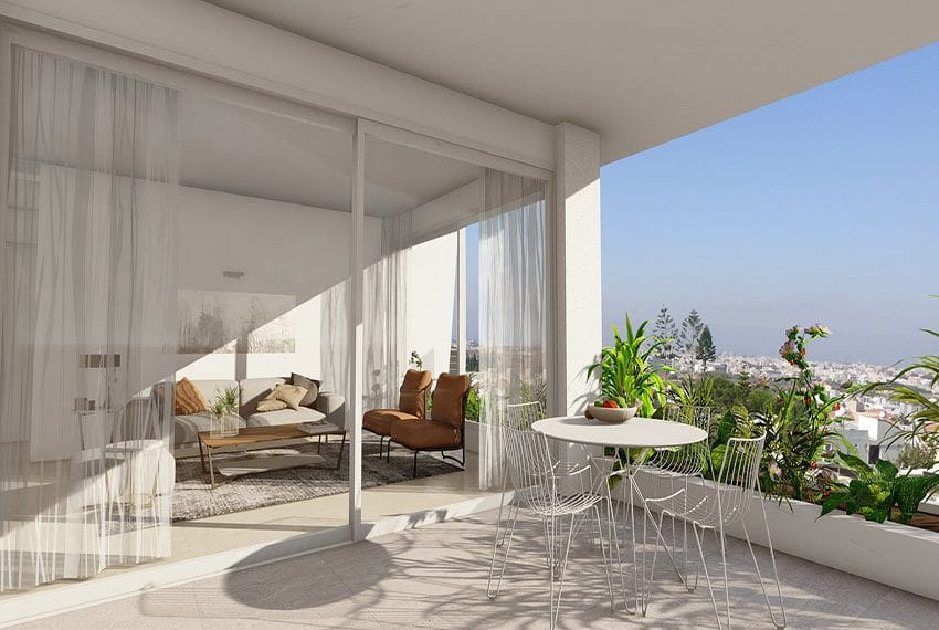 New residences for sale in Konia-Paphos, Cyprus08