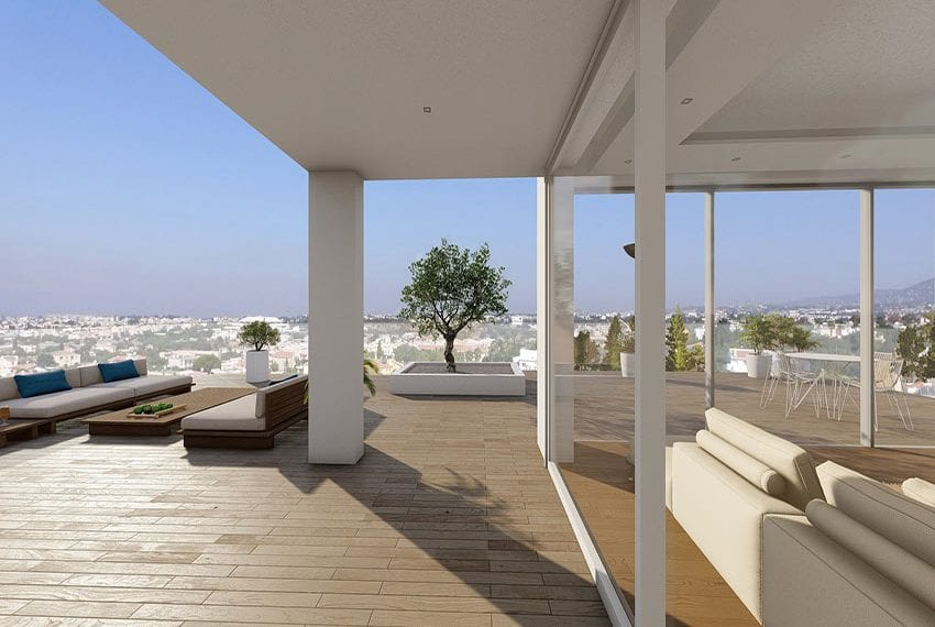 New residences for sale in Konia-Paphos, Cyprus10