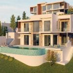 Luxury villas for sale in Paphos, Tala hills