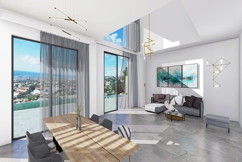 Luxury villas for sale in Paphos, Tala hills10
