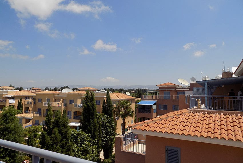 penthouse for rent limnaria gardens paphos19