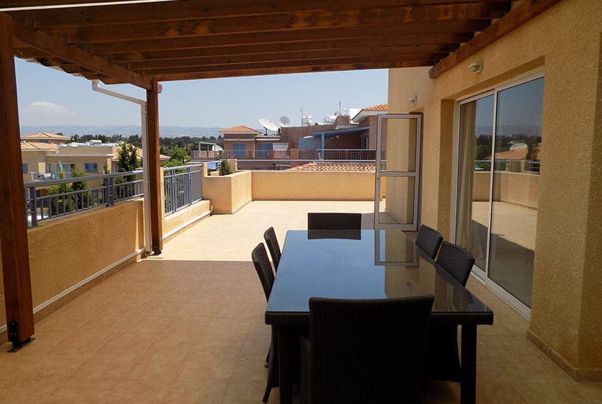 penthouse for rent limnaria gardens paphos21