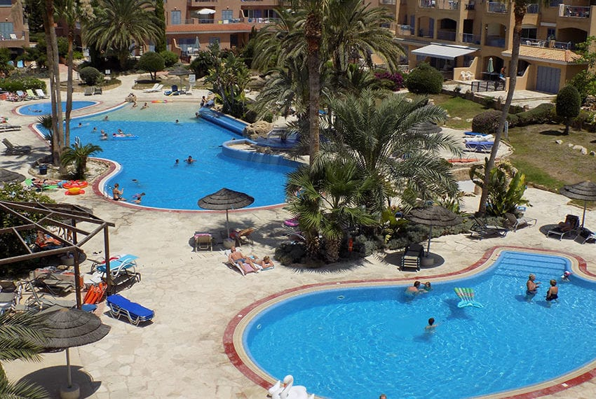 penthouse for rent limnaria gardens paphos22