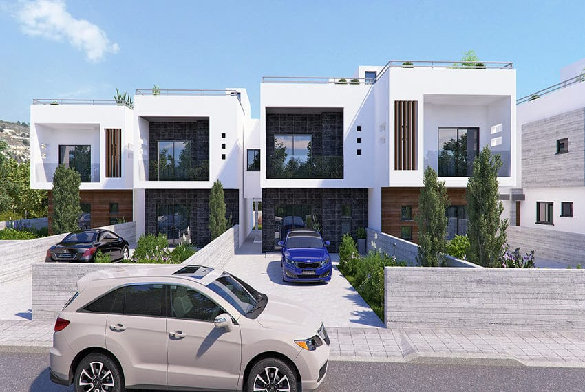 Town houses for sale in Cyprus, YEROSKIPOU-Paphos16