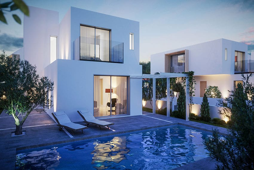 Luxury villas for sale in Paphos Cyprus