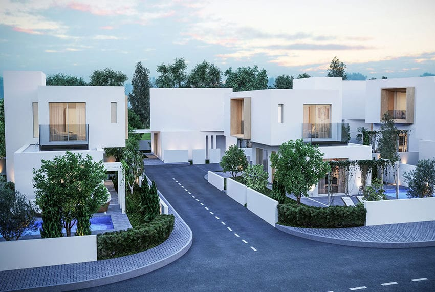 Luxury villas for sale in Paphos Cyprus01