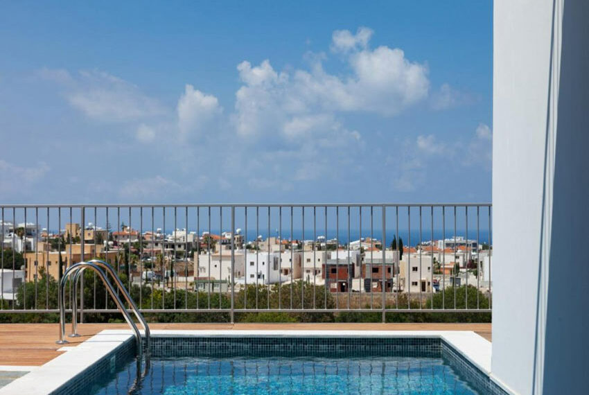 Modern 3 bedroom villa for rent with private pool Emba05