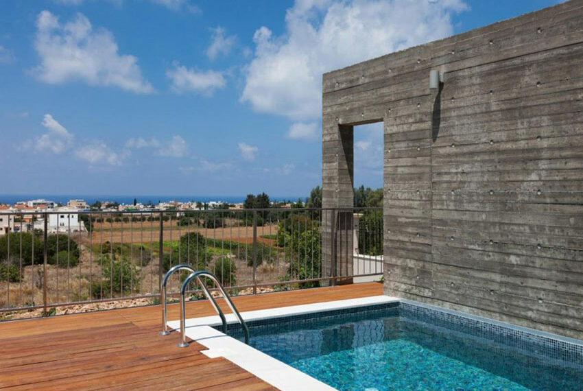 Modern 3 bedroom villa for rent with private pool Emba07