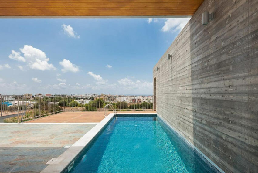 Modern 3 bedroom villa for rent with private pool Emba17