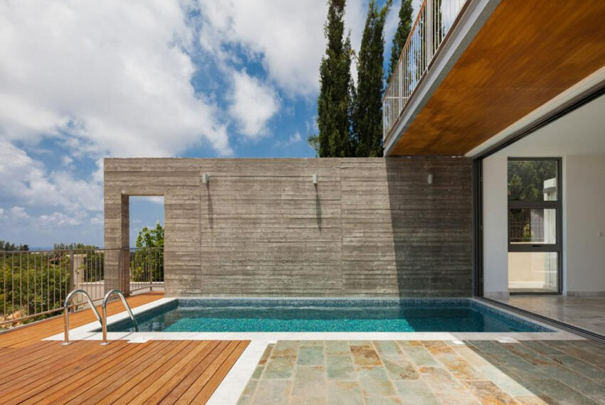 Modern 3 bedroom villa for rent with private pool Emba18