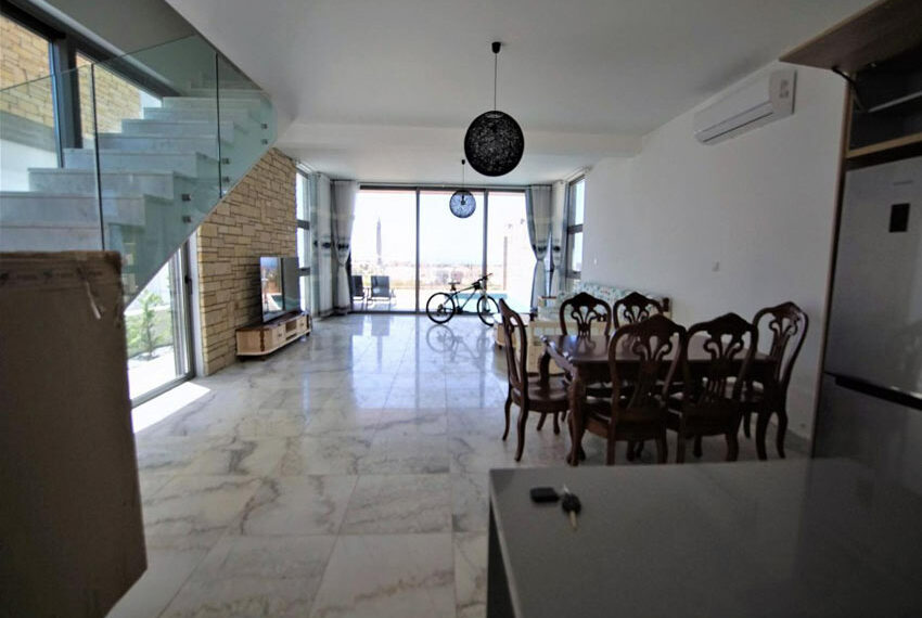 Modern 3 bedroom villa for rent with private pool Emba21