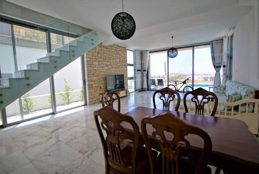 Modern 3 bedroom villa for rent with private pool Emba22