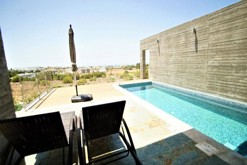 Modern 3 bedroom villa for rent with private pool Emba23