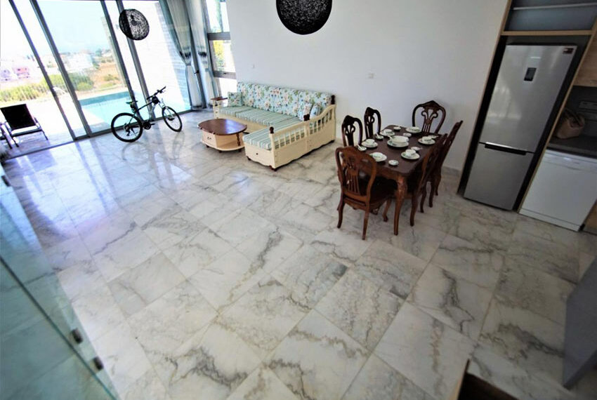 Modern 3 bedroom villa for rent with private pool Emba26