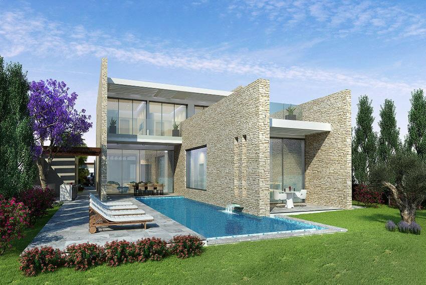Luxury beach villas for sale in Paphos Cyprus