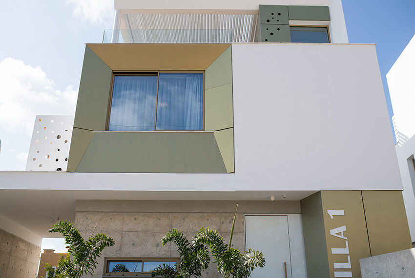 Luxury villa for sale in Paphos private pool with sea views3