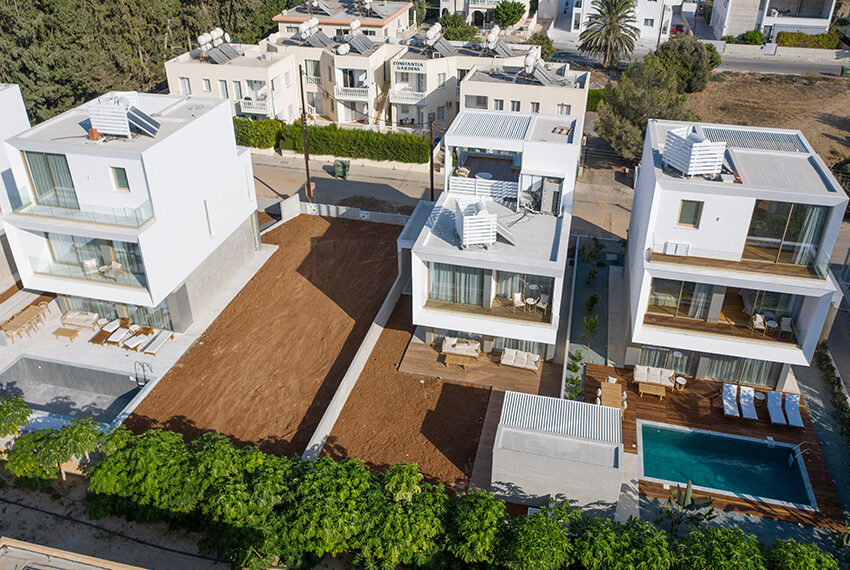Luxury villa for sale in Paphos private pool with sea views28