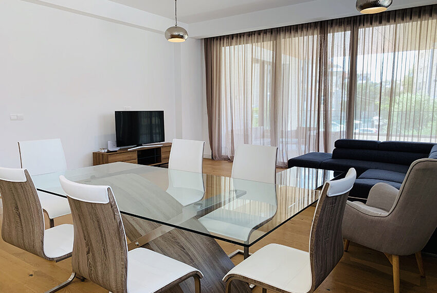 Modern apartment for rent long term in Limassol _1