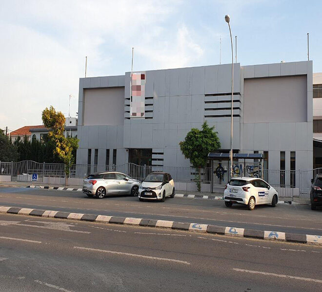 Commercial building for rent in Limassol