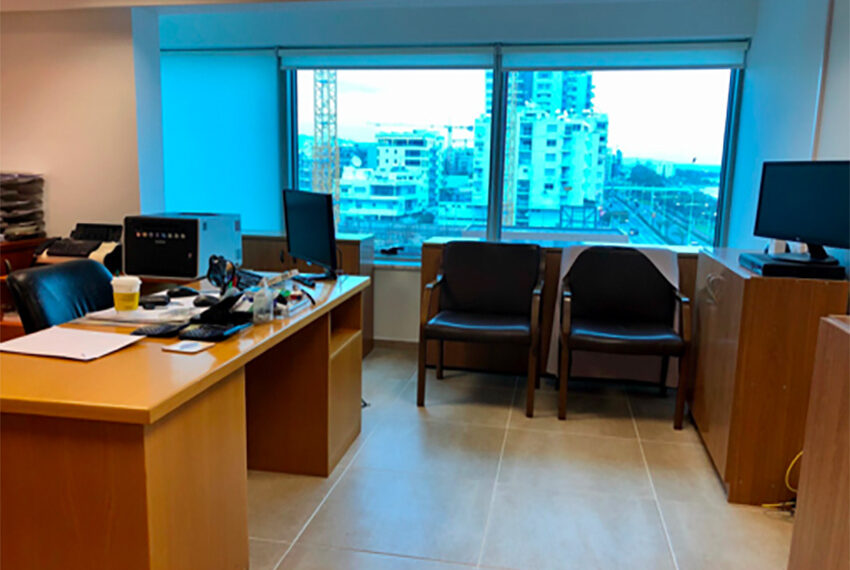 Office space for rent in Ariadne building Limassol_3