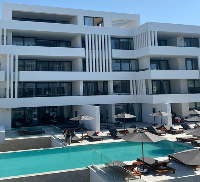 Luxury 1 bedroom apartment for sale in Paphos Cyprus