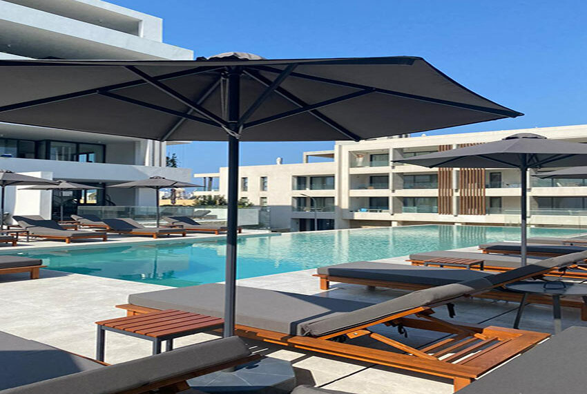 Luxury 1 bedroom apartment for sale in Paphos Cyprus_10