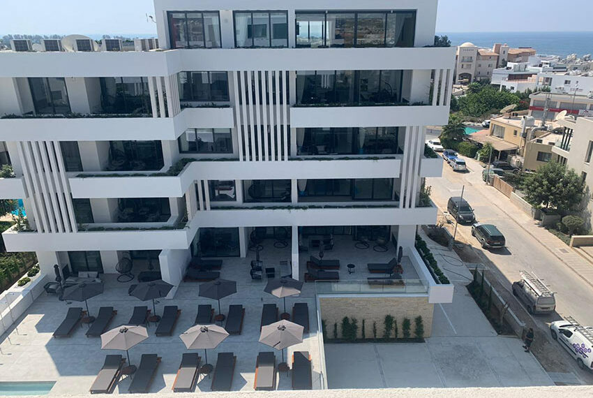 Luxury 1 bedroom apartment for sale in Paphos Cyprus_12
