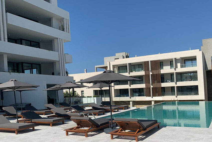 Luxury 1 bedroom apartment for sale in Paphos Cyprus_14