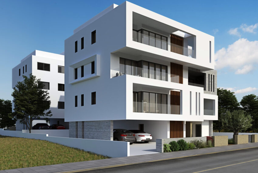Apartment block for sale in Universal area Paphos