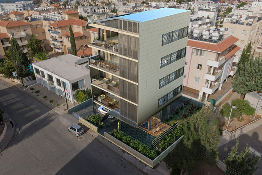 Luxury block of flats for sale in Paphos Cyprus_1